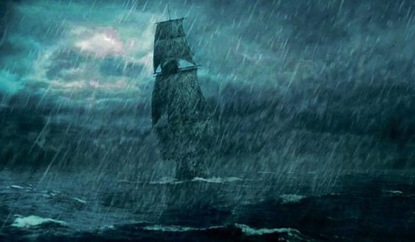 Старинный корабль
