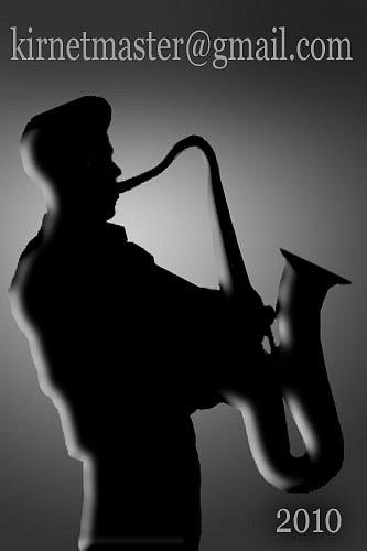 Контур саксофониста